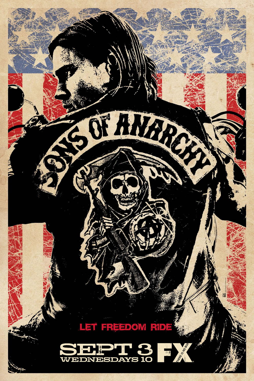 [Post Oficial]  Sons of Anarchy -- Season 7, Hell Awaits.  Sons_of_anarchy_poster1