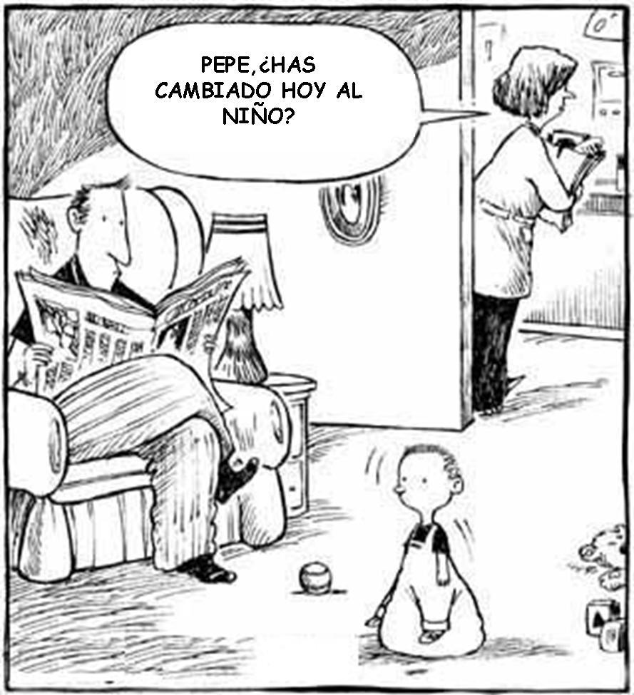 chiste para el padre: