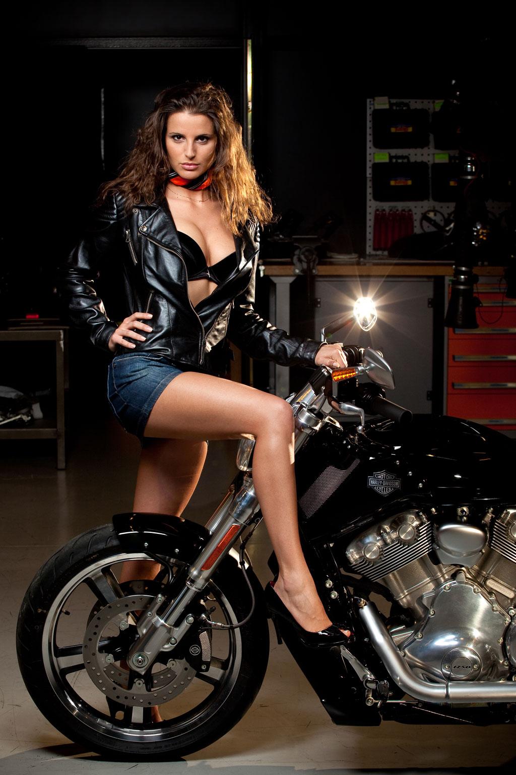 Pictures of biker babes